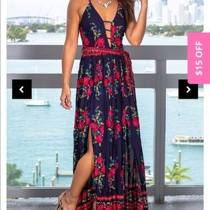 2fb0f7fd5d156 saved by the dress · Maxi Dress